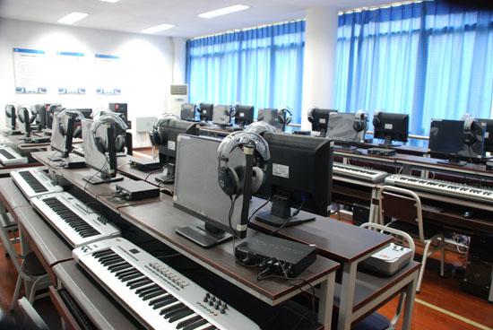 西南大学音乐学院midi教室